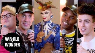 """Top 4 on LSFYL with Sasha Velour"" COUNTDOWN TO THE CROWN: RuPaul's Drag Race Season 10"