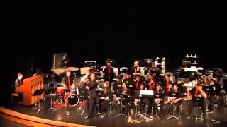 Big Boss Time Jazz Band - The Blues at Frog Bottom - May 3, 2016