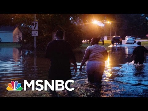 Louisiana Floods Have Left Thousands Homeless | MSNBC