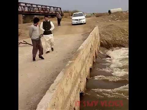 Beutifull Sawan River in DHOK  PATHAN