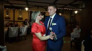 Поздравление сына с днем свадьбы от мамы