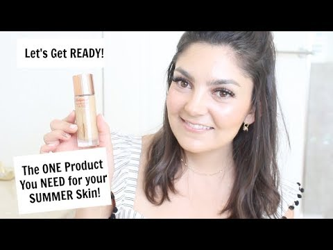 THE ONE PRODUCT YOU NEED FOR GLOWING SUMMER SKIN \\ NO MAKEUP MAKEUP \\ BEST SELF-TANNING PRODUCTS!