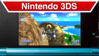 Pilotwings Resort - Nintendo 3DS - Trailer