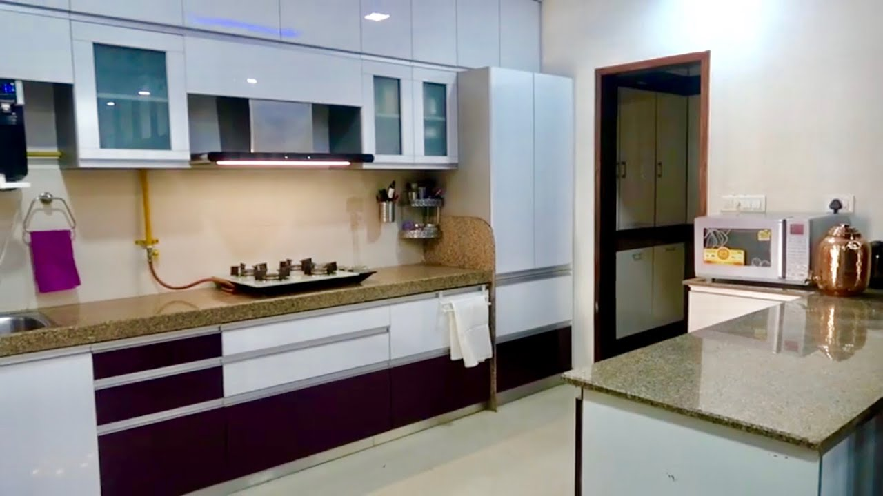 Indian kitchen organization ideas kitchen countertop Kitchen under cabinet storage ideas