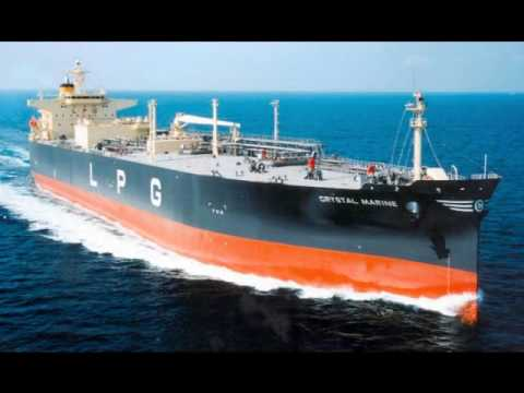 gas tankers