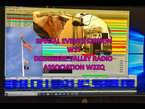 SPECIAL EVENTS STATION W2T DELAWARE VALLEY RADIO ASSOCIATION