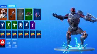 Unlocking the SKIN SEGRETA VOLTA VISITOR v2 on FORTNITE and ALL NEW LEAK PATCH 10.30