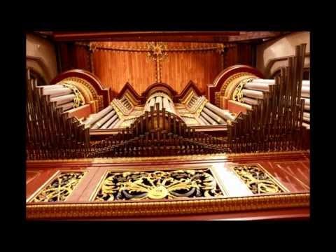 Christmas Organ Program 2013