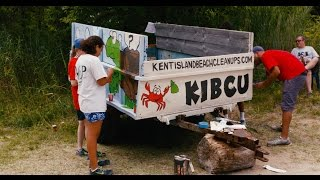 KIBCU's Paint The Trailer Event At Terrapin Park