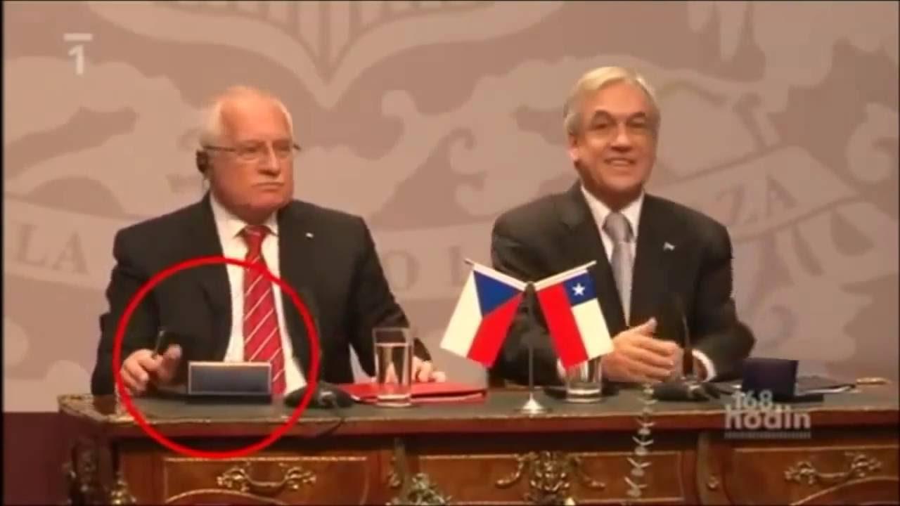مواقف مضحكة مع رؤساء العالم