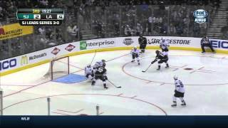 San Jose Sharks vs Los Angeles Kings 24.04.2014