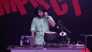 Everything you touch around and everything you play is music | Karan Chitra Deshmukh | TEDxIITIndore