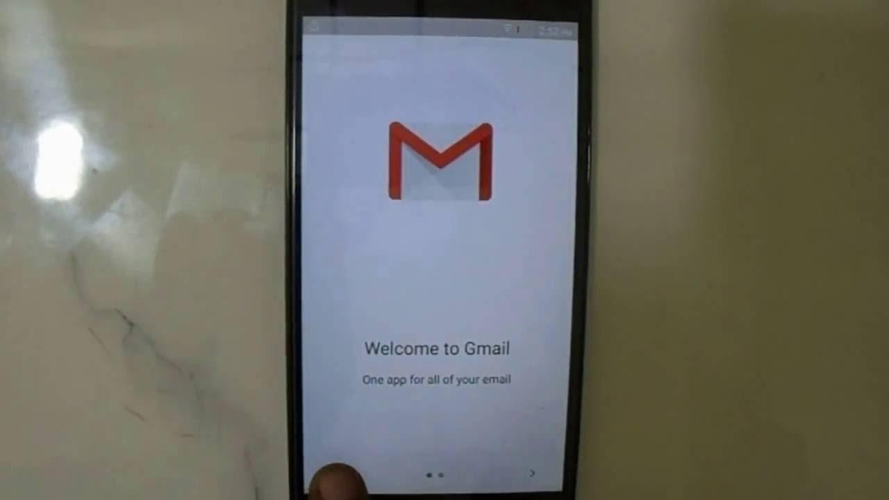 Lenovo A7000 Bypass Gmail Verification 100