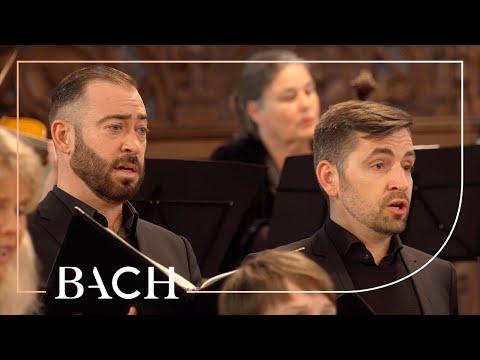 Bach - Motet Der Geist Hilft Unsrer Schwachheit Auf BWV 226 - MacLeod | Nederlandse Bachvereniging