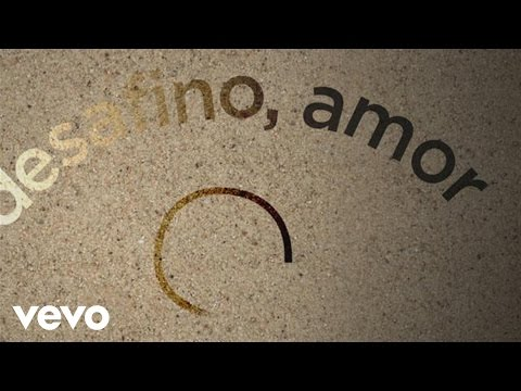 Gilberto Gil - Desafinado (Lyric Video)