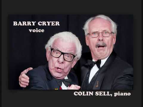Barry Cryer sings Little Richard's TUTTI FRUTTI  to  GREENSLEEVES - tooty Fruity fun