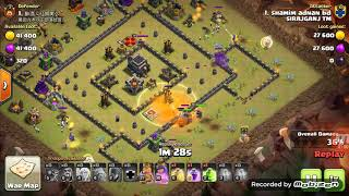 BE A BETTER TOWN HALL 9 ATTACKER | TH9 WAR ATTACK STRATEGY | Clash of Clans