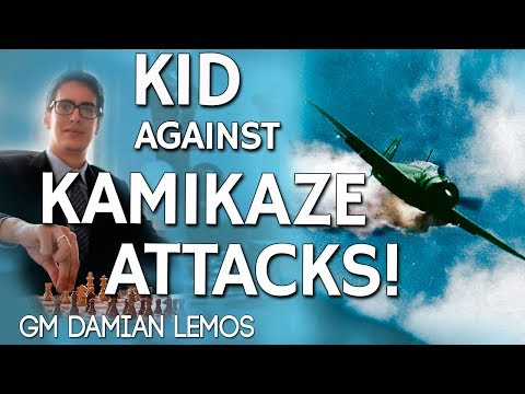 King's Indian Defense Against Kamikaze Attacks 👊 Deep Dive with GM Damian Lemos