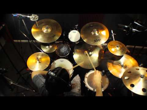 Kin | Shinedown | Fly From The Inside | Drum Cover (Studio Quality)
