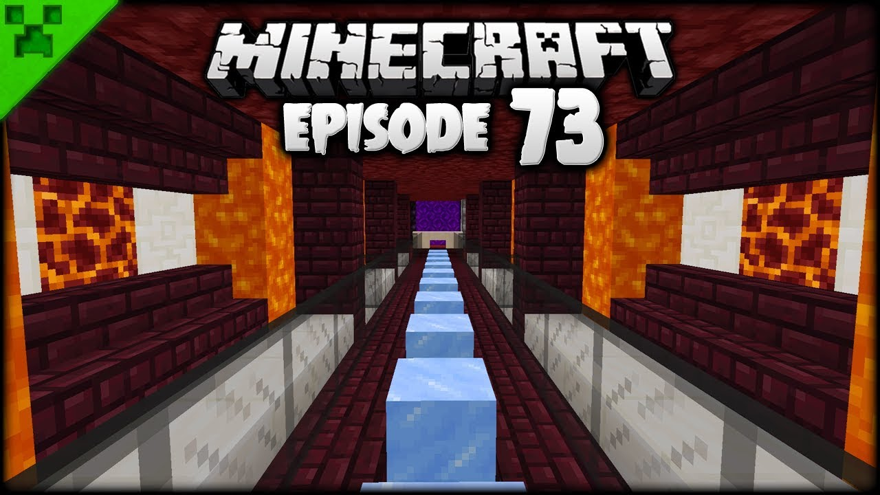 Super Quick Minecraft Nether Tunnels Python S World Minecraft Survival Let S Play Episode 73 Youtube Blue ice is a block similar to packed ice , except for its darker shade of blue, and more slippery surface. super quick minecraft nether tunnels python s world minecraft survival let s play episode 73