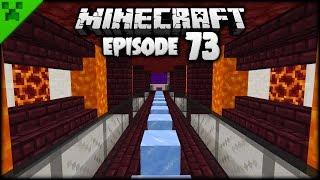 SUPER QUICK Minecraft Nether Tunnels! | Python's World (Minecraft Survival Let's Play) | Episode 73