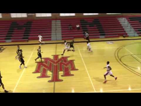 Jerrell Doorbal NMMI Basketball 17