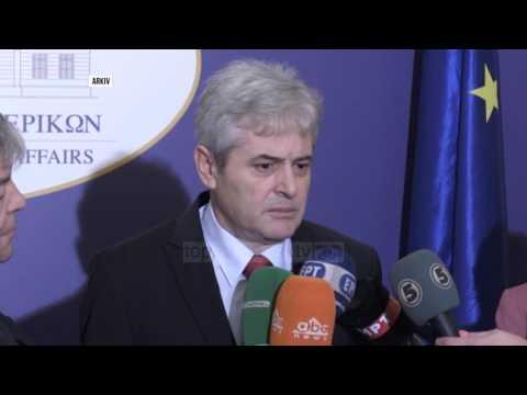 Hahn: Ivanov të rishikojë urgjentisht pozicionin e tij - Top Channel Albania - News - Lajme
