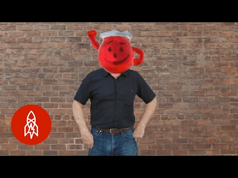 The Untold Story of the Kool-Aid Man