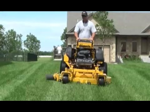 Wright Stander is Back, Lawn Care Vlog #3