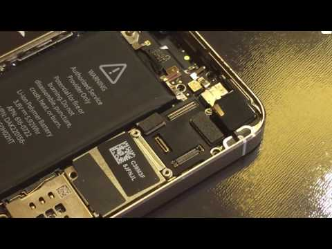 iPhone 5S 2680 mAh Battery Upgrade