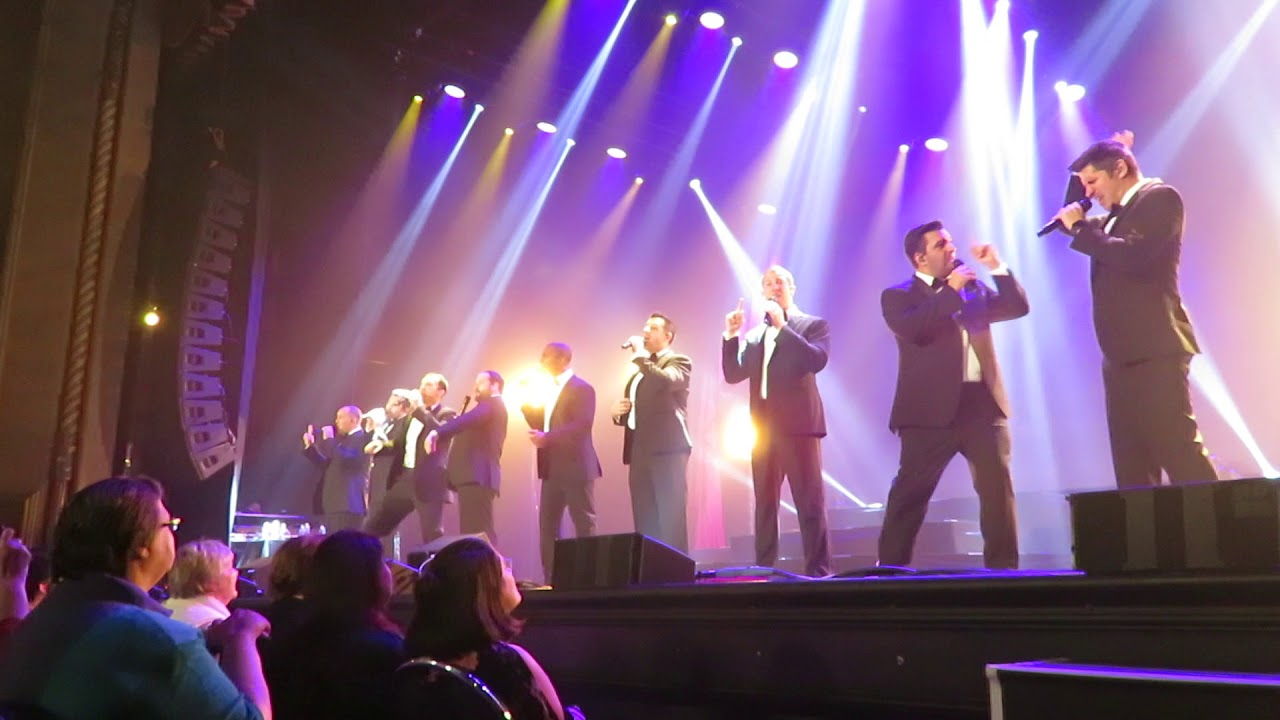 16 Twelve Days of Christmas 2017 Straight No Chaser - YouTube