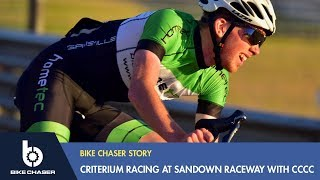 Criterium Racing at Sandown Raceway (Melbourne, Victoria)
