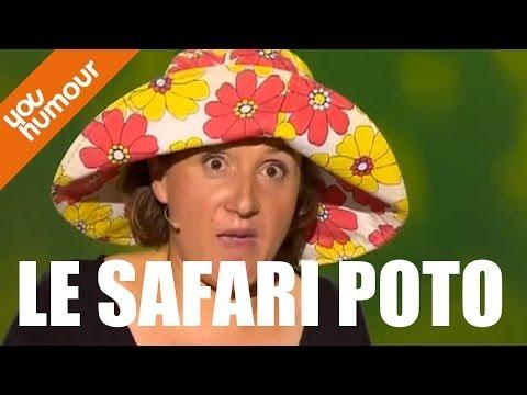 EMMANUELLE FERNANDEZ - Le Safari dyslexique