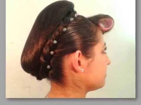 El peinado m s rapido del mundo parte 1 youtube - El mejor peinado del mundo para hombres ...