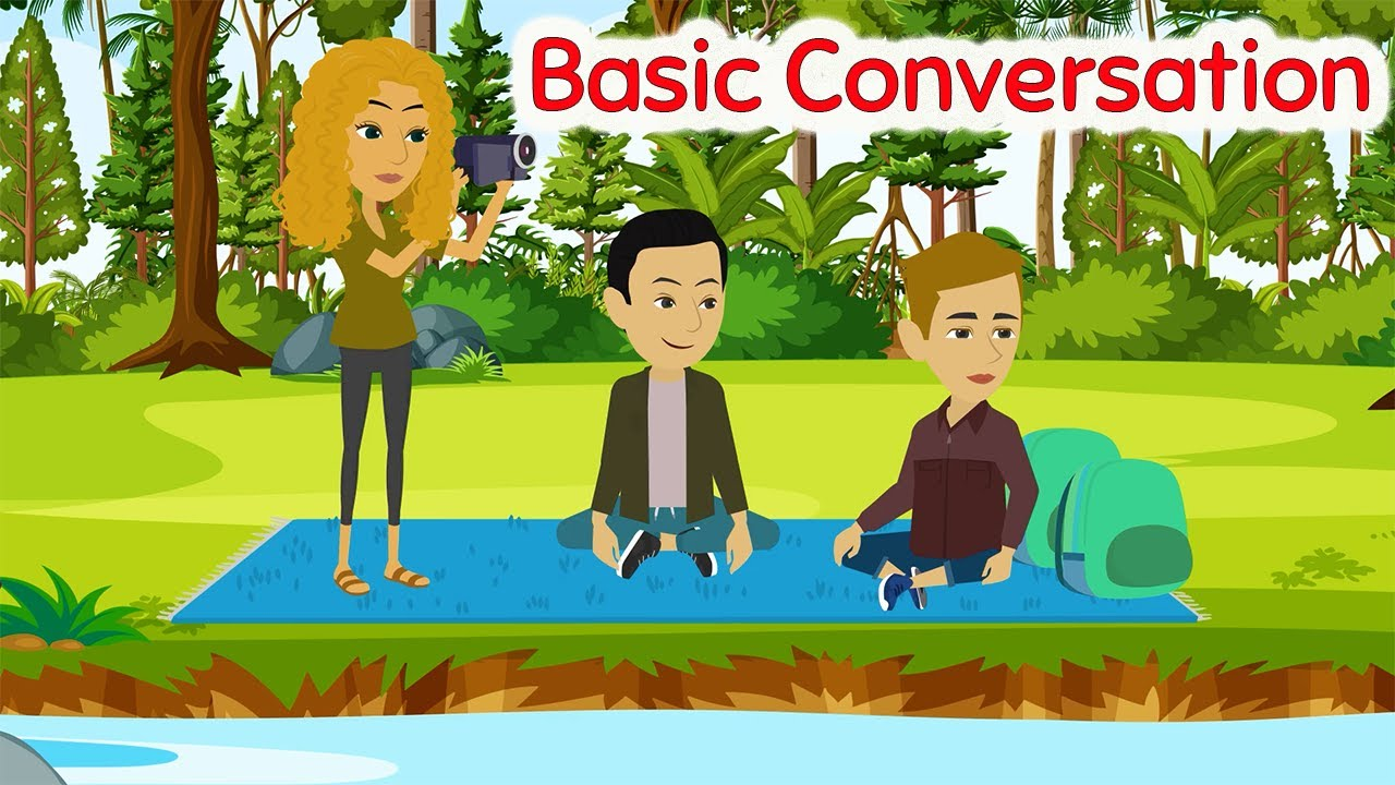 Beginner Levels -  Learn English Speaking Easily Quickly English Conversation