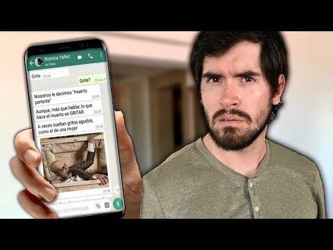 CUANDO LOS MUERTOS HABLAN... (Historias De Terror de Whatsapp)