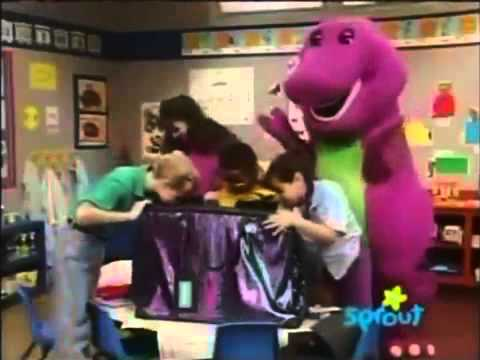 the barney bag i just love bugs youtube