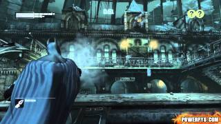 Batman: Arkham City - Predator Challenge 10 (End of the Line EXTREME) - 1:40.65