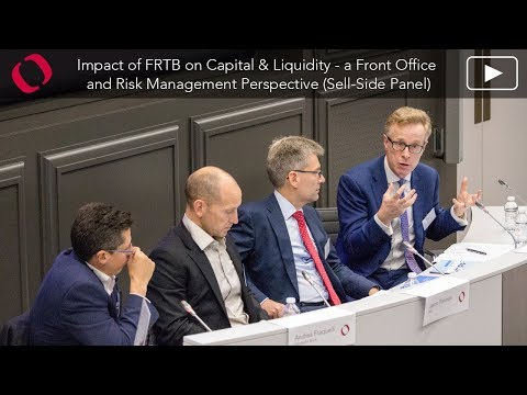 Impact of FRTB on Capital & Liquidity - a Front Office and Risk Management Perspective