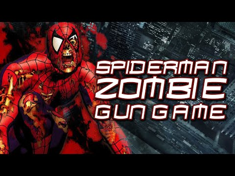 spiderman-zombies---gungame-★-call-of-duty-zombies-mod-(zombie-games)