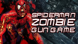 SPIDERMAN ZOMBIES - GUNGAME ★ Call Of Duty Zombies Mod (Zombie Games)