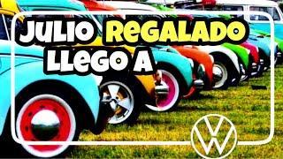 Volkswagen Ya Llego Julio Regalado!!! [KioKio]