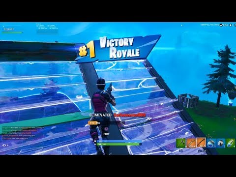 High Kill Solo Vs Squads Win Season X Gameplay (Fortnite Ps4 Controller)