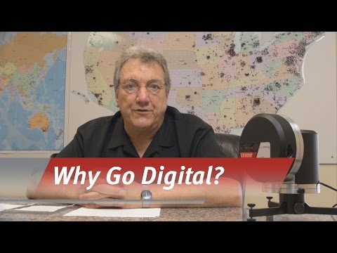 Why Go Digital using the LT-2D3D Laser Templator