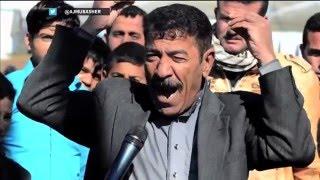 شاهد: معاناة النازحين في مخيمات كردستان بالعراق