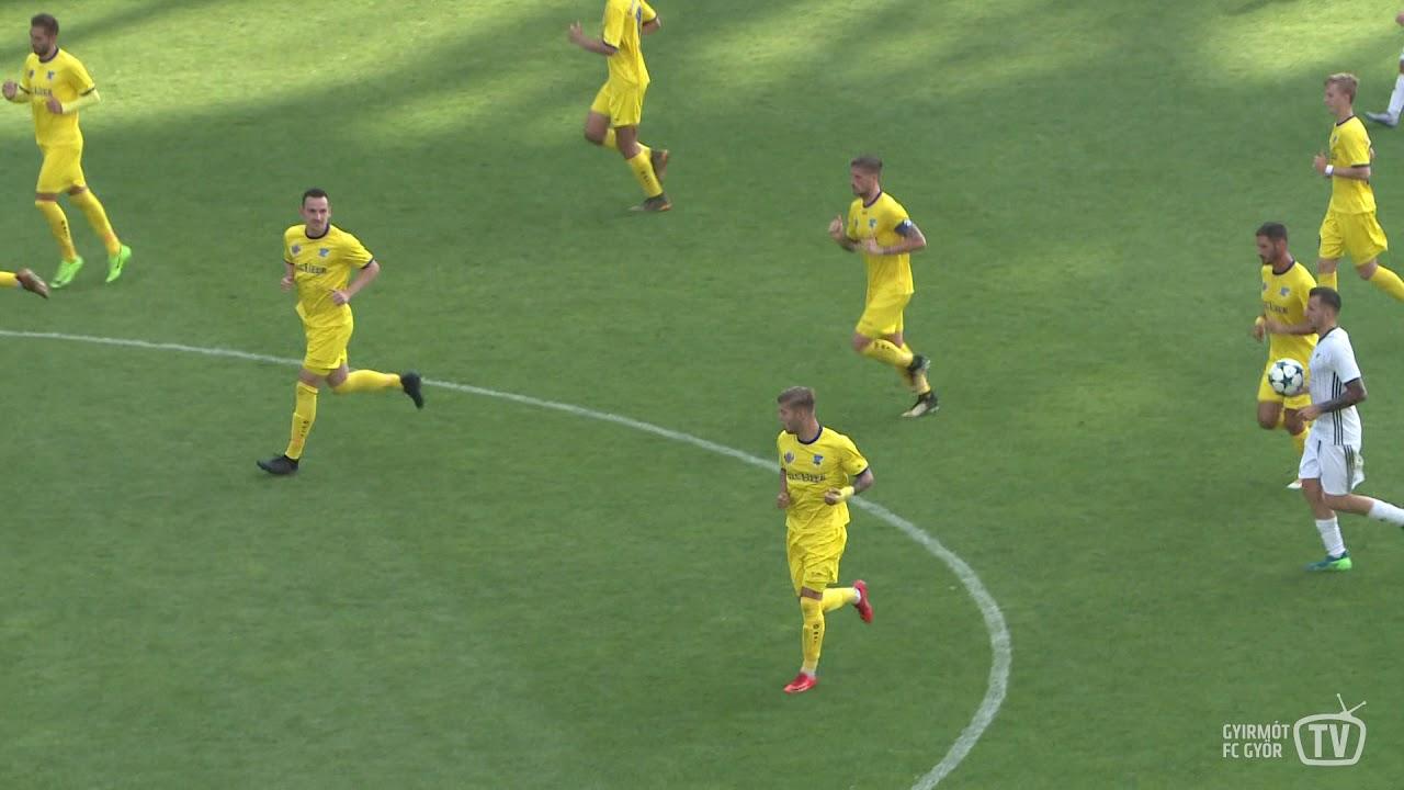 ETO FC Győr - Gyirmót FC Győr 1-3
