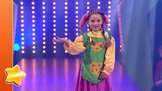 Kijk Caitlyn danst Kabouterdans filmpje