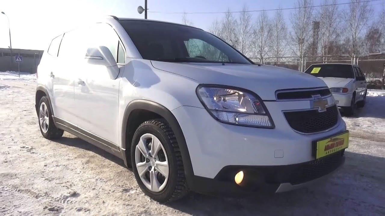 2015 Chevrolet Orlando 1.8MT. Обзор (интерьер, экстерьер, двигатель).
