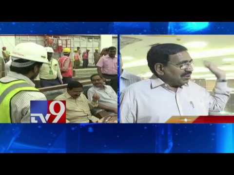 AP Assembly Building ready by Jan 28th - Minister Narayana - TV9