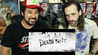 DEATH NOTE   Teaser TRAILER REACTION & REVIEW!